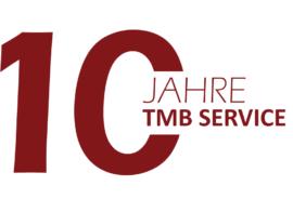 10 Jahre TMB Service